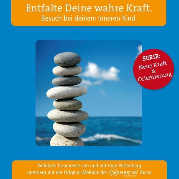 Uwe Pettenberg CD - Entfalte deine wahre Kraft.