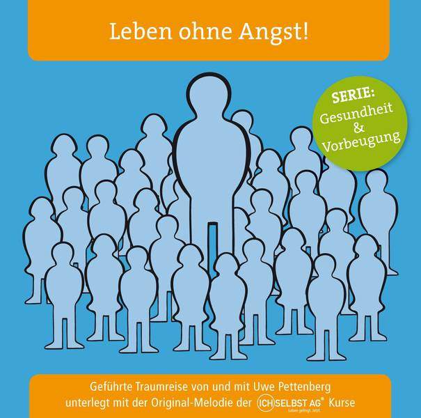 Uwe Pettenberg CD - Leben ohne Angst