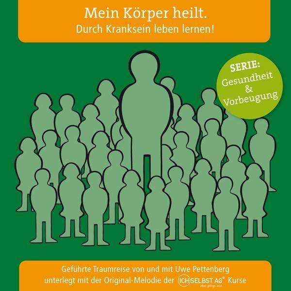 Uwe Pettenberg CD - Mein Körper heilt.