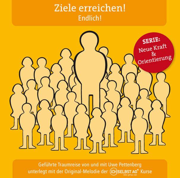 Uwe Pettenberg CD - Ziele erreichen!